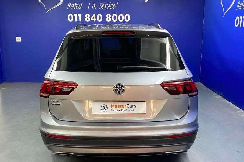 Used 2020 VW Tiguan Allspace