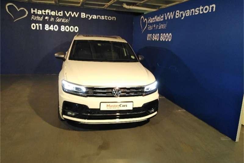 2019 VW Tiguan Allspace TIGUAN ALLSPACE 2.0 TSI C/LINE 4MOT DSG(132KW)