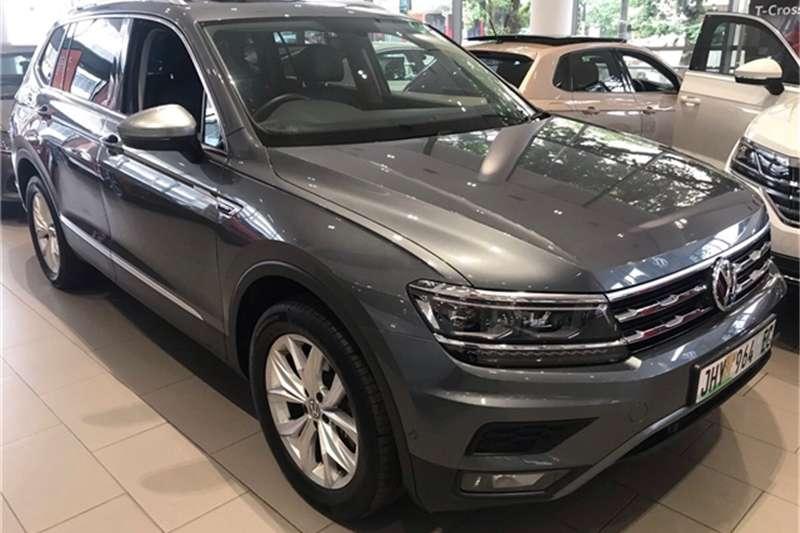 2019 VW Tiguan Allspace TIGUAN ALLSPACE 2.0 TSI H/LINE 4MOT DSG (162KW)