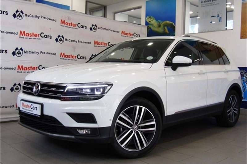 2019 VW Tiguan Allspace TIGUAN ALLSPACE 1.4 TSI TRENDLINE DSG (110KW)