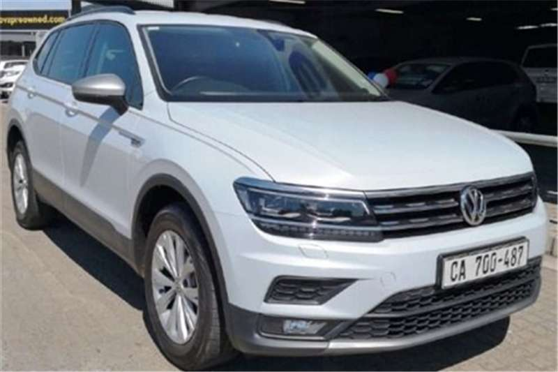 2018 VW Tiguan Allspace TIGUAN ALLSPACE 1.4 TSI TRENDLINE DSG (110KW)