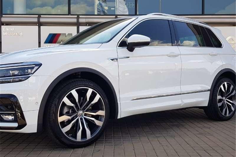 2019 VW Tiguan 2.0TSI 4Motion Highline