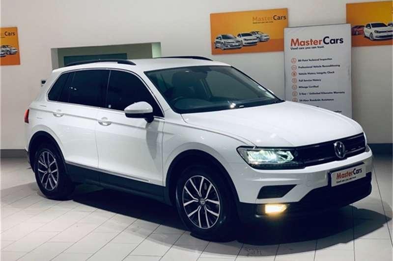 2018 VW Tiguan 1.4TSI Comfortline auto