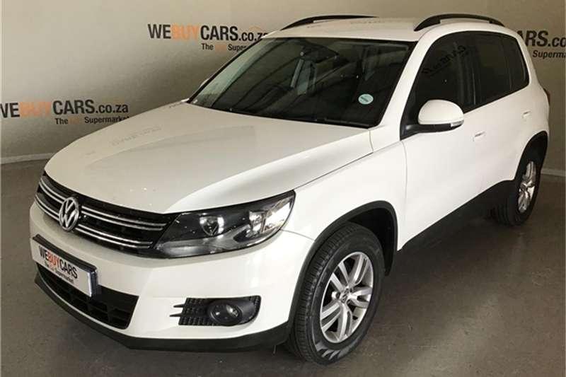 2013 VW Tiguan 1.4TSI 110kW Trend&Fun auto