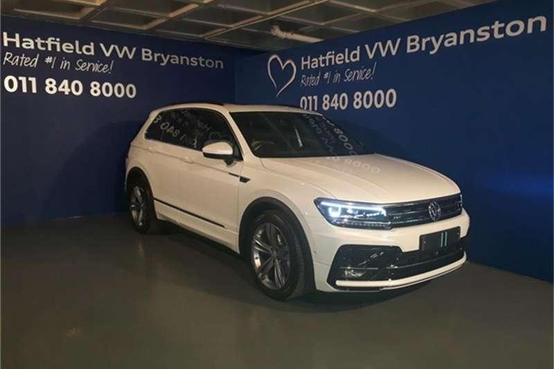 2019 VW Tiguan 2.0TDI 4Motion Comfortline