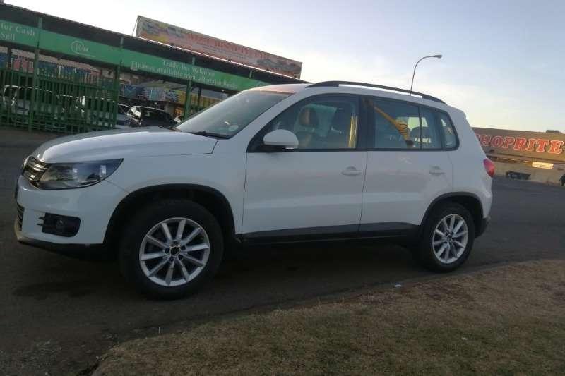 2014 VW Tiguan 1.4TSI Comfortline