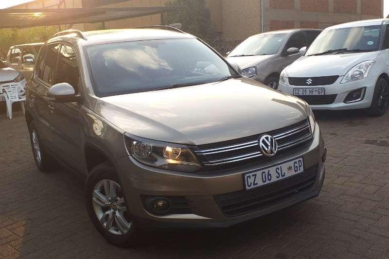 2012 VW Tiguan 1.4TSI Trend&Fun 4Motion
