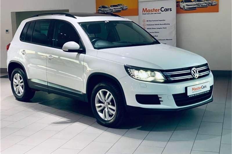 2014 VW Tiguan 1.4TSI 118kW Trend&Fun auto