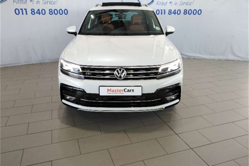 2018 VW Tiguan 2.0TSI 4Motion Highline