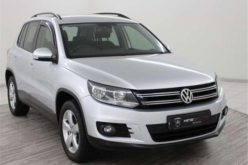 2012 VW Tiguan 1.4TSI 90kW Trend&Fun