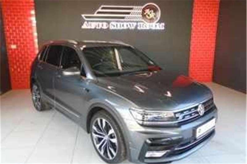 2017 VW Tiguan 2.0TDI 4Motion Highline