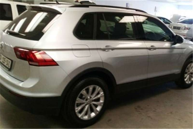 2018 VW Tiguan TIGUAN 1.4 TSI TRENDLINE DSG (110KW)