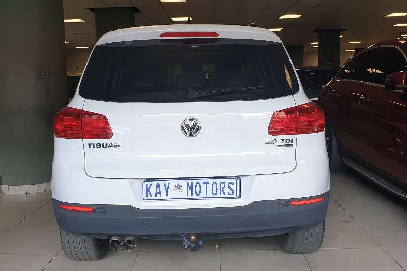2013 VW Tiguan 2.0TDI 4Motion Comfortline