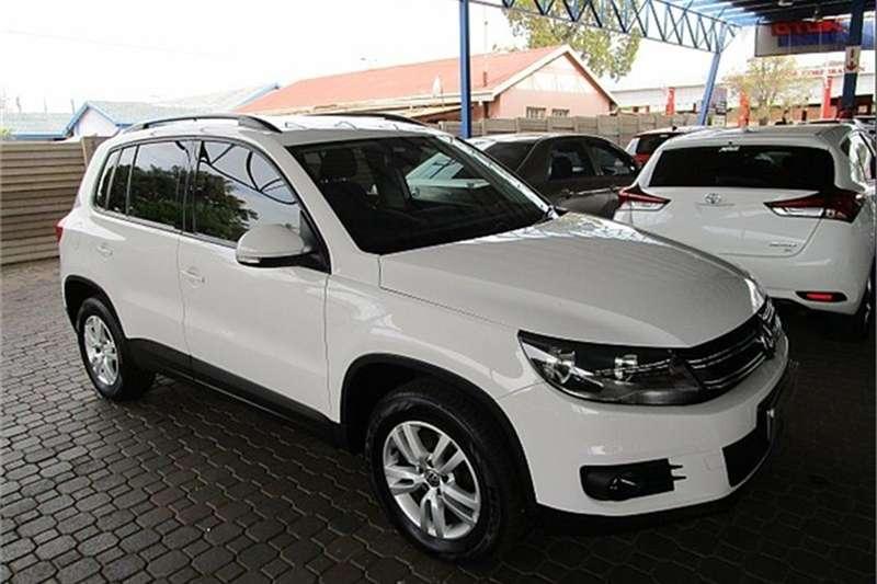 2011 VW Tiguan 1.4TSI 4Motion Trend&Fun