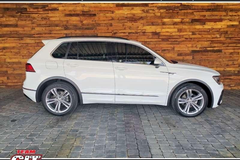 2017 VW Tiguan 1.4TSI Comfortline R Line auto