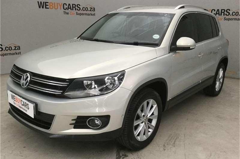 2013 VW Tiguan 2.0TSI 4Motion Sport&Style