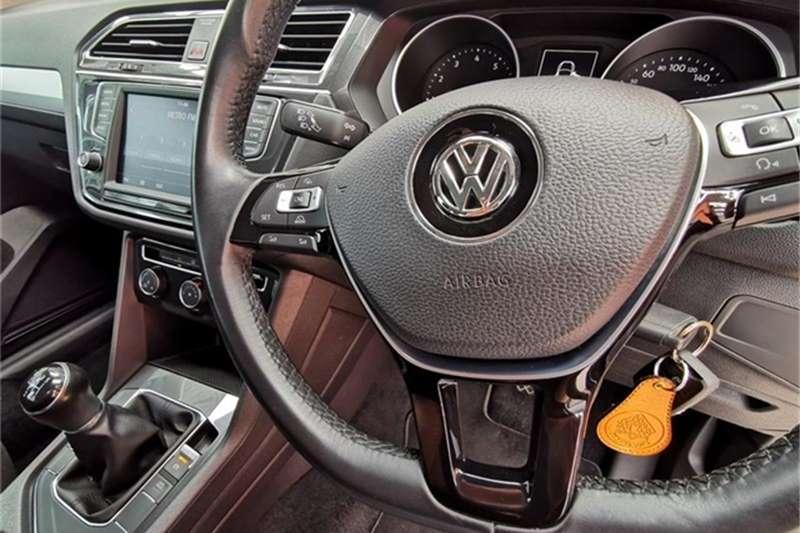 2017 VW Tiguan 1.4TSI Trendline