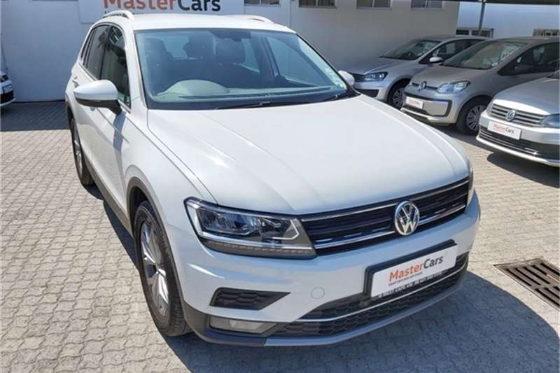 2020 VW Tiguan 2.0TSI 4Motion Highline