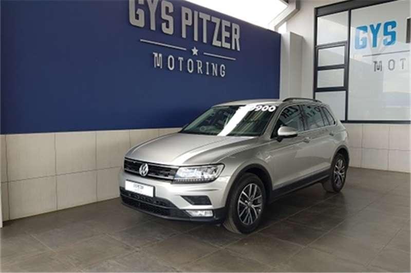 2017 VW Tiguan 1.4TSI Comfortline auto