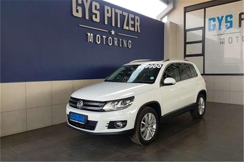 2016 VW Tiguan 2.0TDI 4Motion Sport&Style