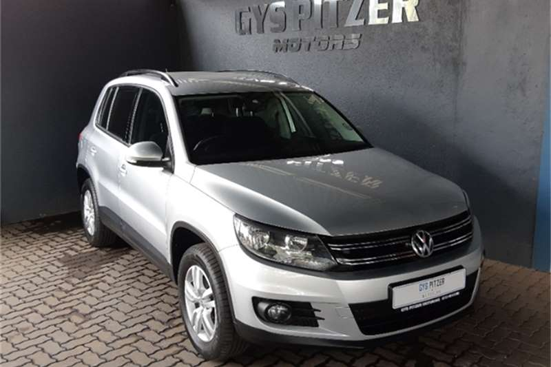 2013 VW Tiguan 1.4TSI 118kW Trend&Fun