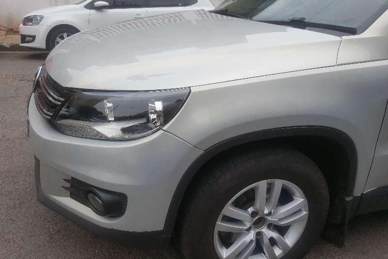 2013 VW Tiguan 2.0TDI Comfortline