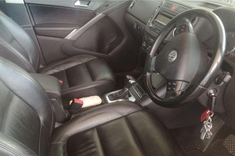 2009 VW Tiguan TIGUAN 2.0 TDI HIGHLINE 4/MOT DSG