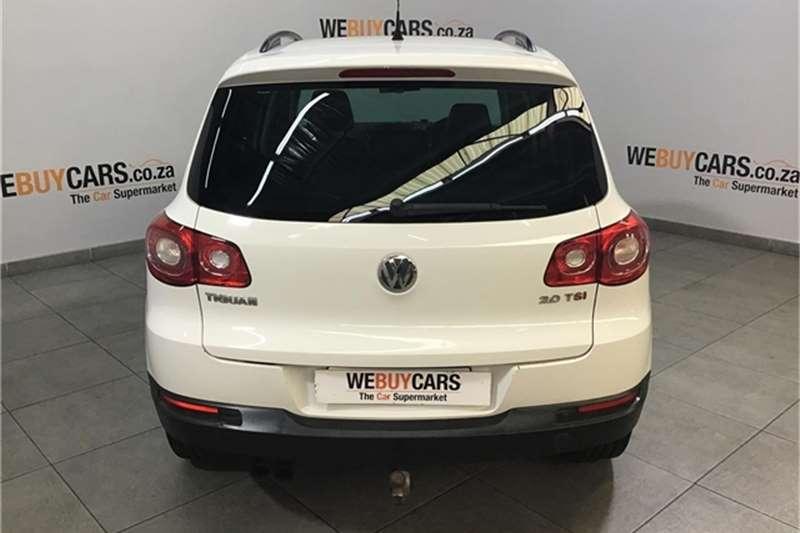 2009 VW Tiguan 2.0TSI Track&Field 4Motion
