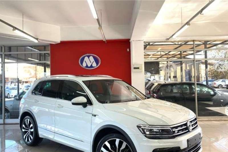 2017 VW Tiguan 2.0TSI 4Motion Highline