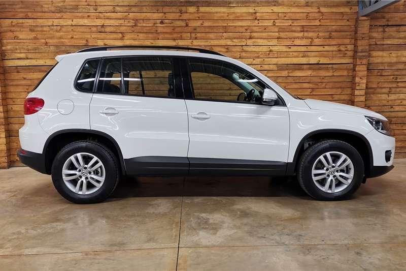 2013 VW Tiguan 1.4TSI 118kW Trend&Fun auto