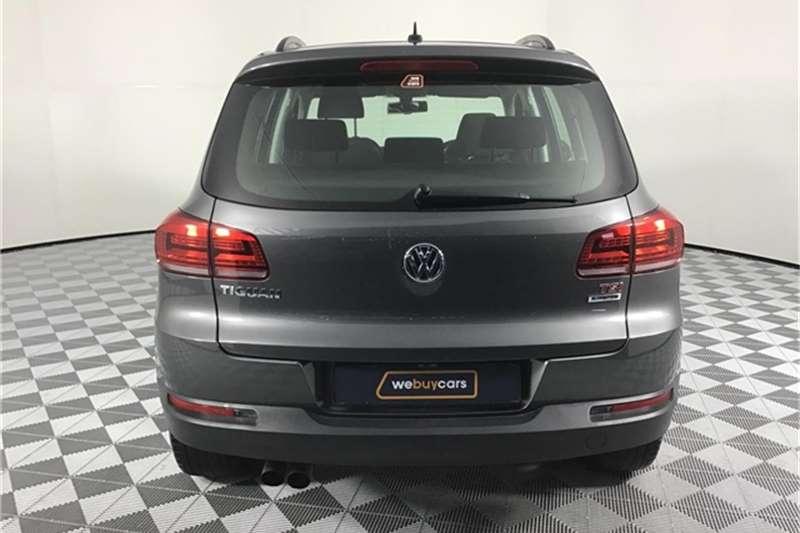 2016 VW Tiguan 1.4TSI 118kW Trend&Fun auto