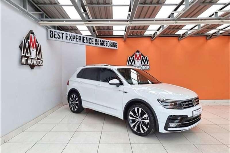 2018 VW Tiguan