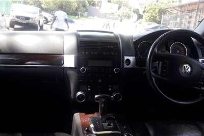 Used 2009 VW Touareg TOUAREG 3.0 TDI V6 EXECUTIVE
