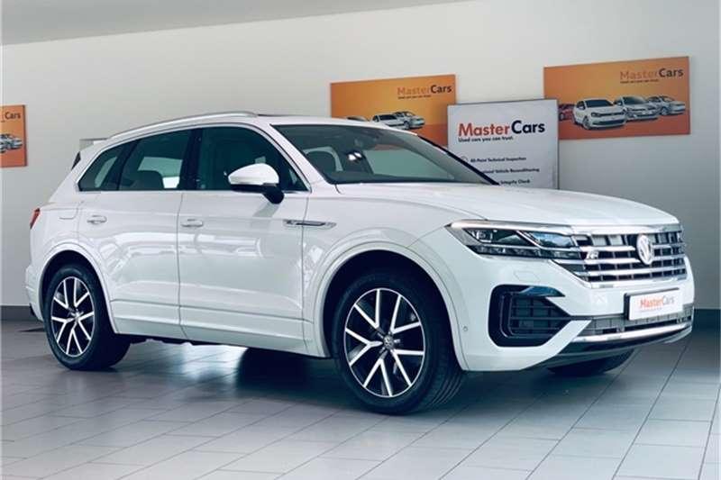VW Touareg 3.0 TDI V6 EXECUTIVE 2018