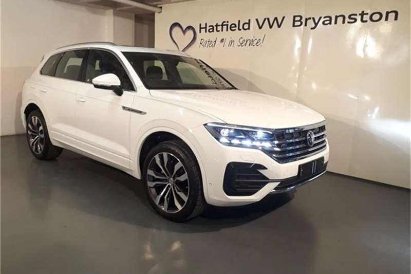 VW Touareg 3.0 TDI V6 EXECUTIVE 2019