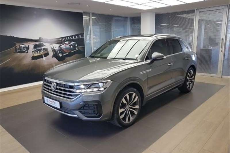 VW Touareg 3.0 TDI V6 LUXURY 2018