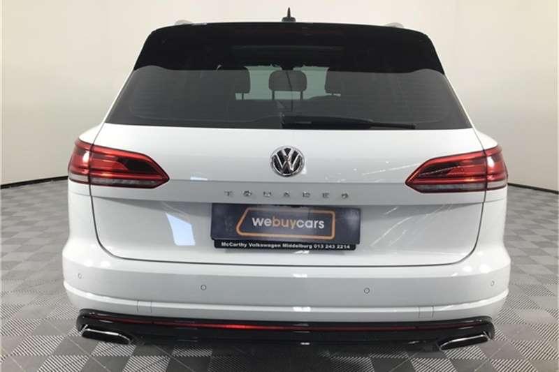 VW Touareg 3.0 TDI V6 LUXURY 2019