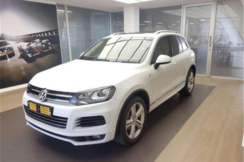 VW Touareg 3.0 V6 TDI 2013