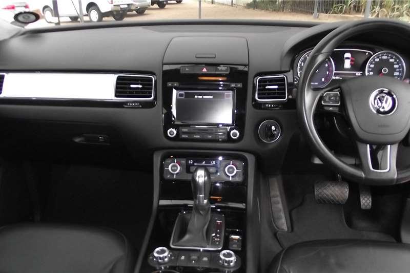 VW Touareg 3.6 V6 2013