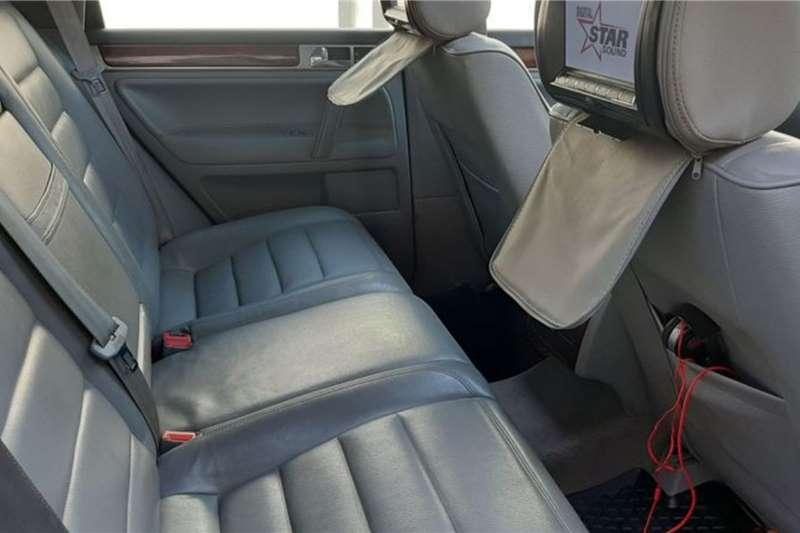 Used 2005 VW Touareg 4.2 V8