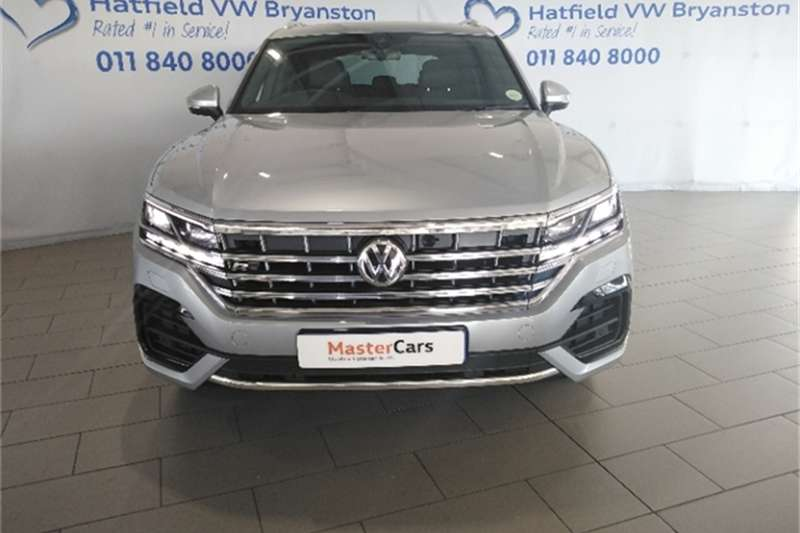 2019 VW Touareg TOUAREG 3.0 TDI V6 EXECUTIVE