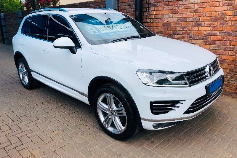 2017 VW Touareg V6 TDI Luxury