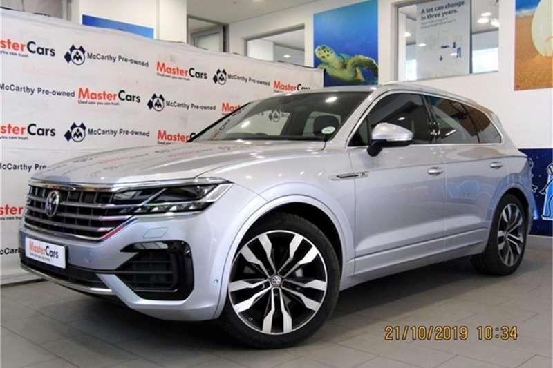 2019 VW Touareg TOUA