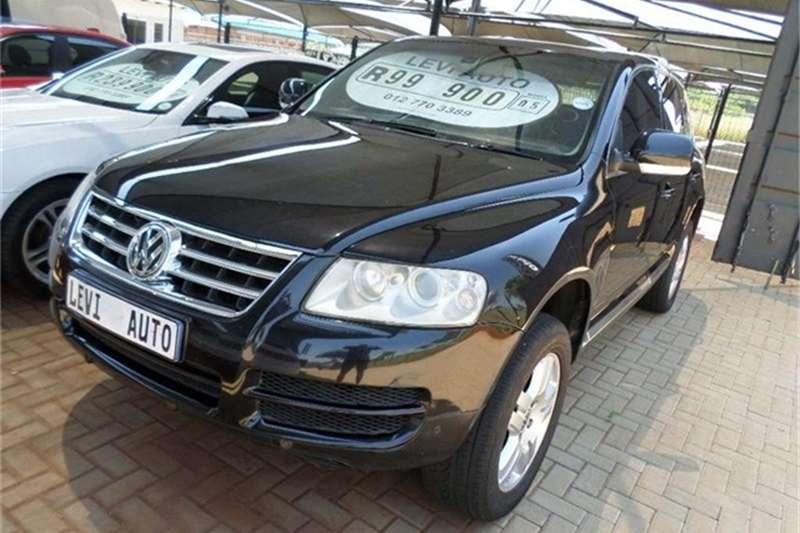 2005 VW Touareg V8