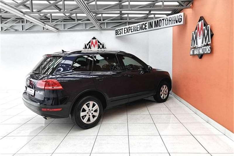 2013 VW Touareg