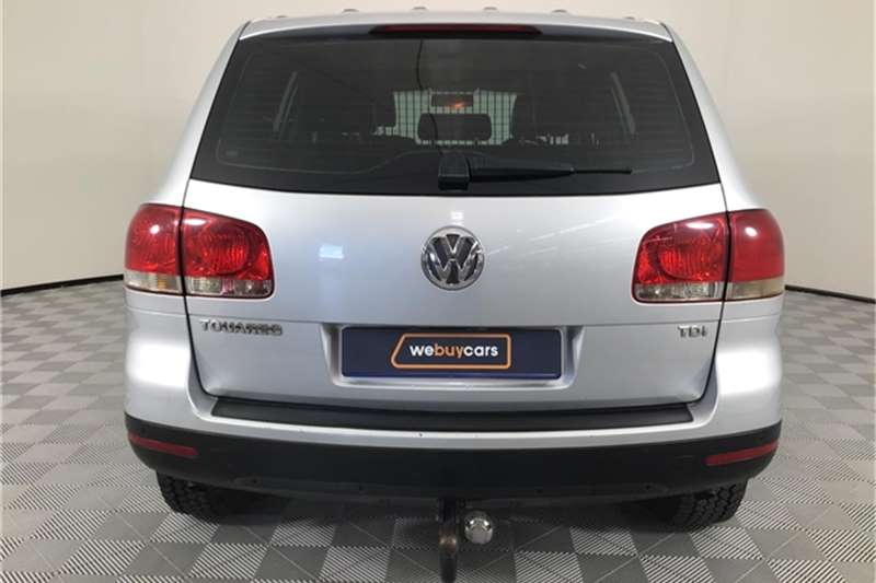 VW Touareg TDI 2005