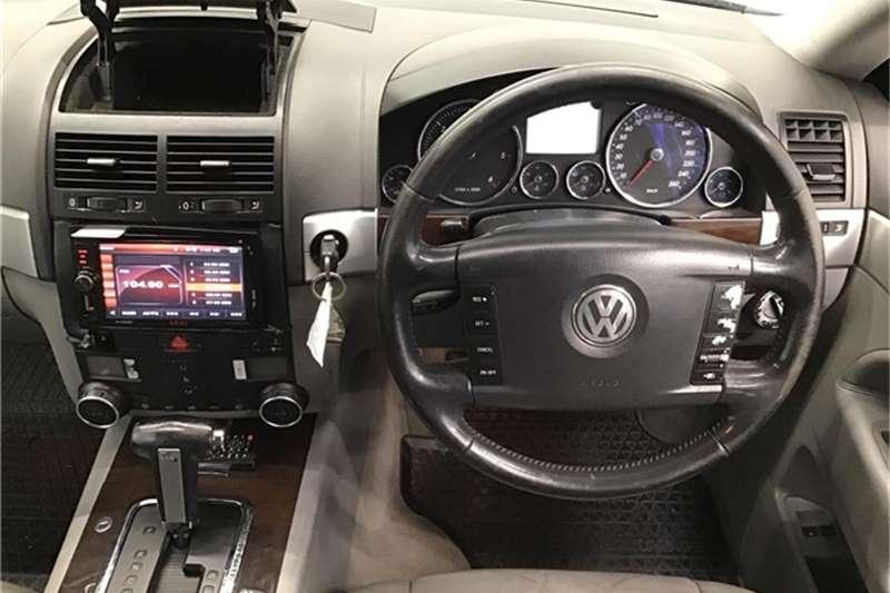 VW Touareg TDI tiptronic 2006