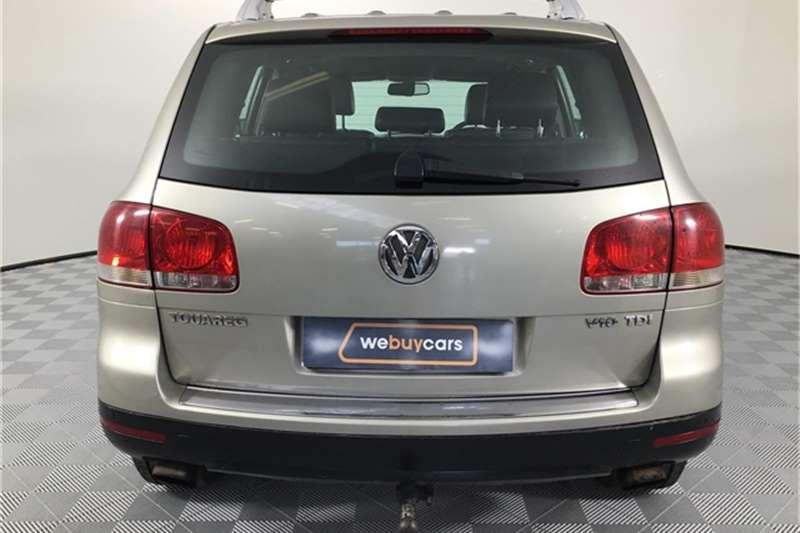 VW Touareg V10 TDI 2005
