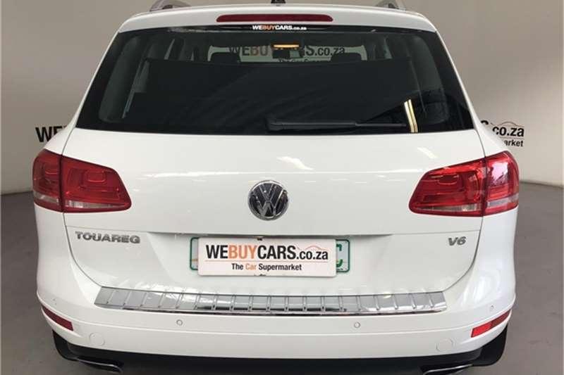 VW Touareg V6 2012