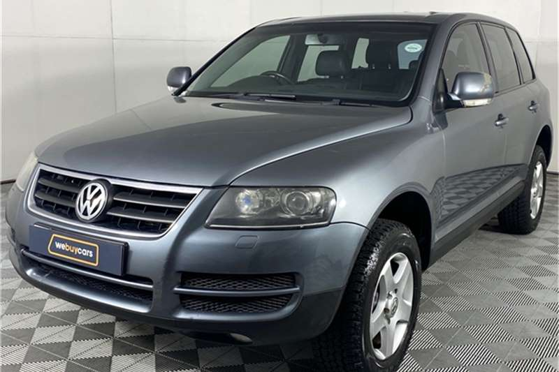 Used 2006 VW Touareg V6 TDI